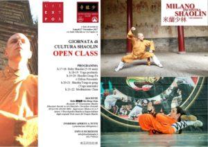 Open Class - MiS 2017