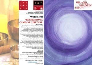 REGRESSIONE & CAMPANE TIBETANE - MiS 2017