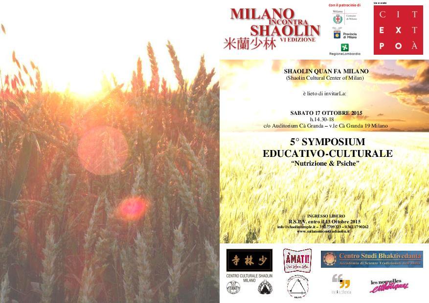 5°SYMPOSIUM NUTRIZIONE & PISCHE -MiS 2015 (2)