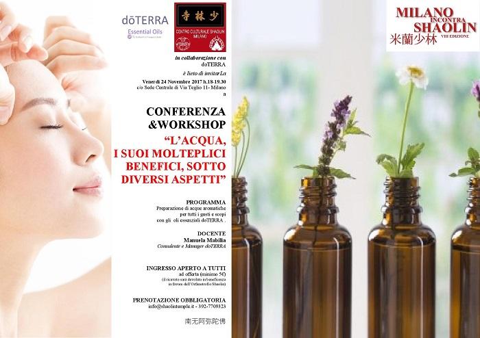 Workshop doTERRA - MiS17