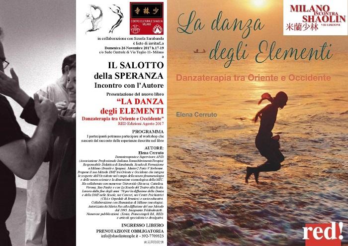 IL SALOTTO DELLA SPERANZA - La danza degli elementi - MiS17