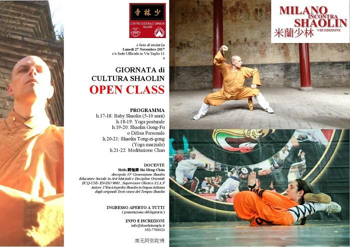 Open Class - MiS17